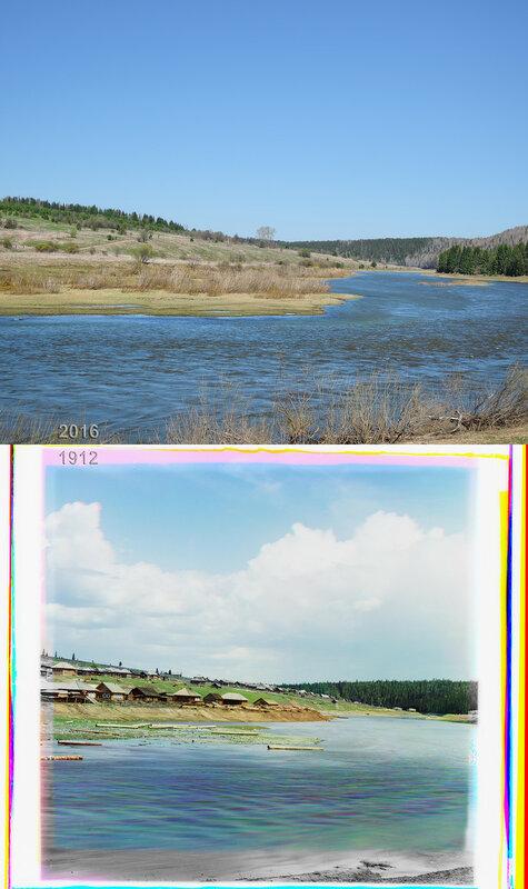 Село Илимка.