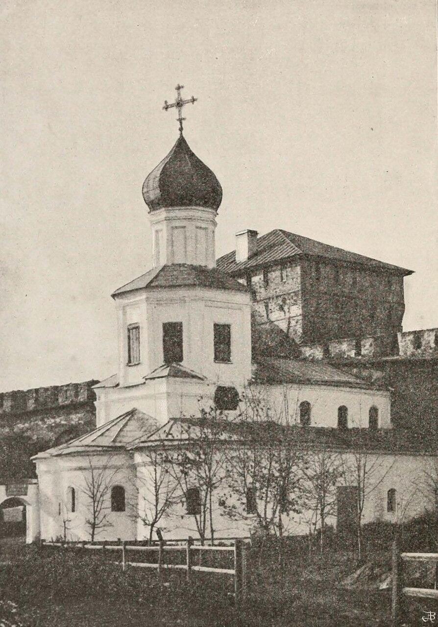 Церковь Покрова у Покровской