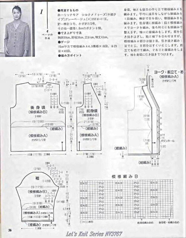 Let's knit series NV3767 1999 sp-kr_36