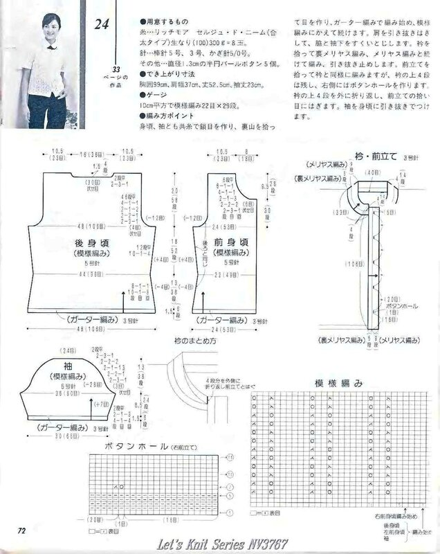 Let's knit series NV3767 1999 sp-kr_72