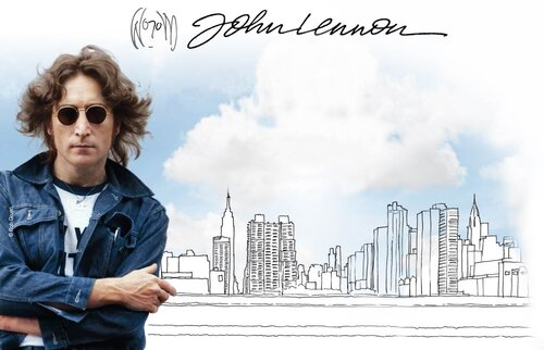 Джон Леннон