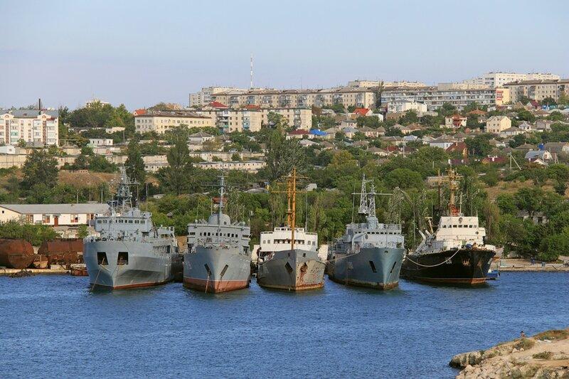 Стрелецкая бухта... район детства