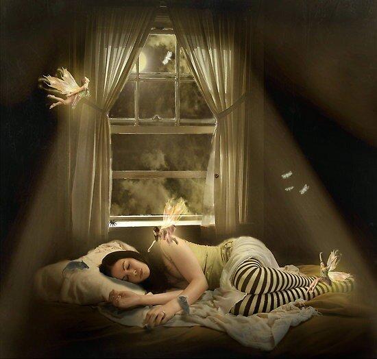 Значение снов девочка 8 фотография