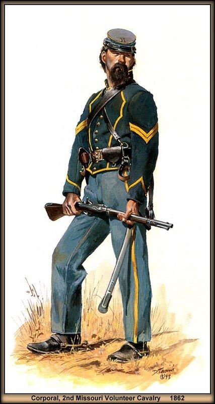 Troiani солдаты гражданской войны в сша