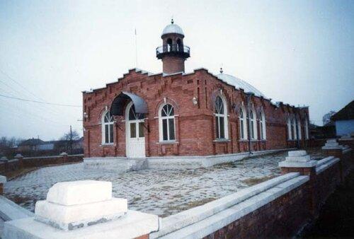 Мечети Мира. Мечети Осетии. Мечеть с.Карджин.