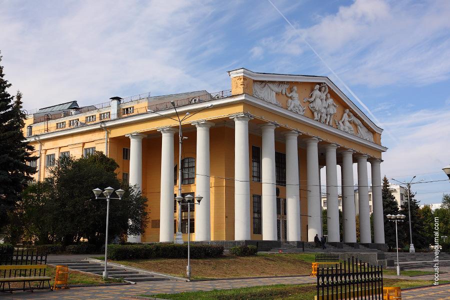 Чувашский государственный академический драматический театр имени К.В.Иванова