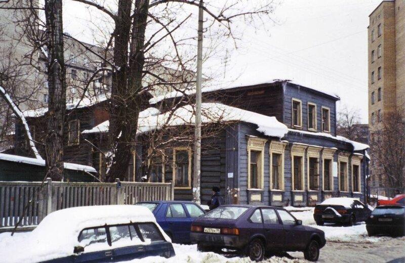 Исчезающая Москва 2000-х на форуме Олдмоса