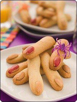 Дамские пальчики