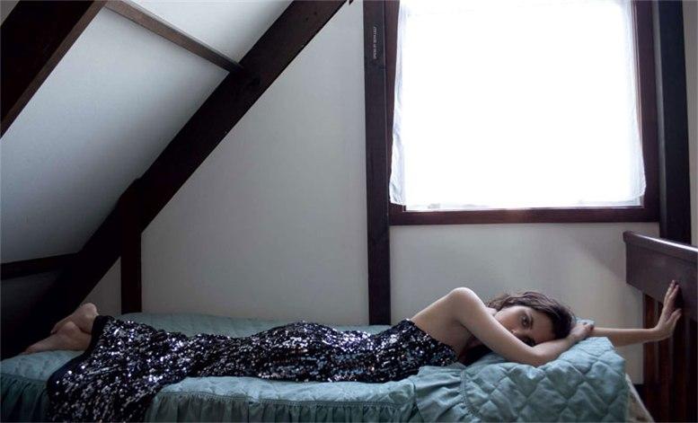 Насрин Лихи / Nasrin Leahy by Karen Inderbitzen Waller for No. Magazine Fall