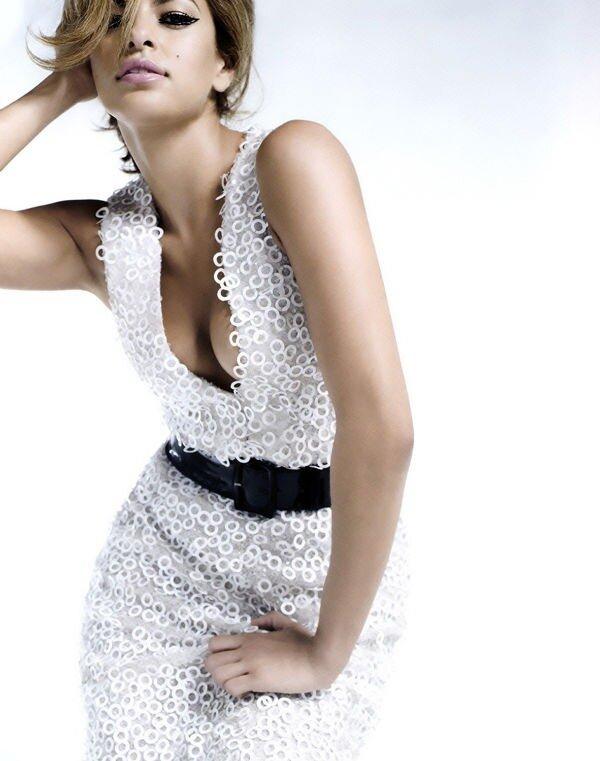 Eva Mendes Flaunt Magazine