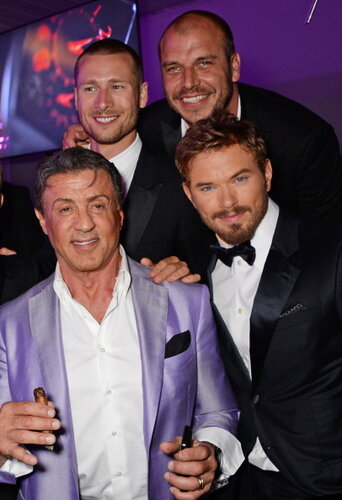 """The Expendables 3"" Dinner and Party"
