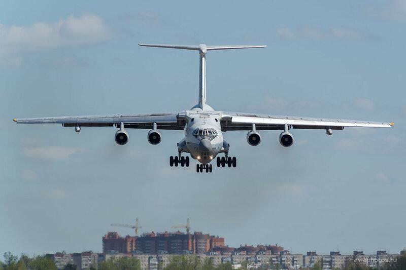 Ильюшин Ил-78М (RF-94274 / 36 синий) D808043