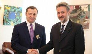 Национальным орденом Румынии был награжден Влад Филат