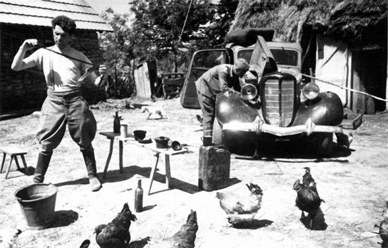 25 Будни военного фоторепортёра. 1943.jpg