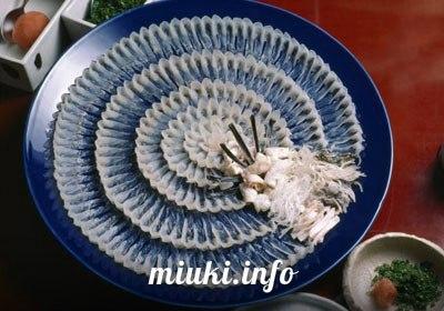 Истинно японская еда