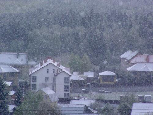 Аномальная весна или Зима Фимбул?