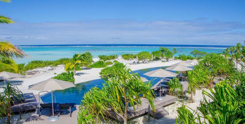 А возможность попасть на остров Брандо исключительно на частном самолете курорта обеспечивает безопа