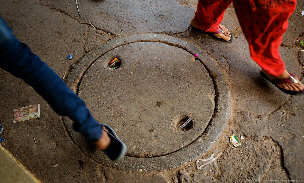 5. Индию обошла стороной Вторая мировая война , поэтому здесь знак свастики уже несколько тысяч лет
