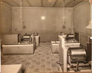 Оборудование одной из лабораторий Пулковской астрономической обсерватории.