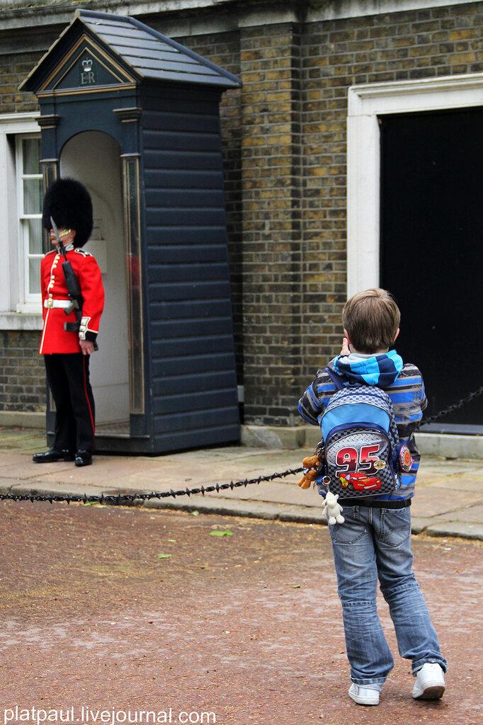 Лондон 2014