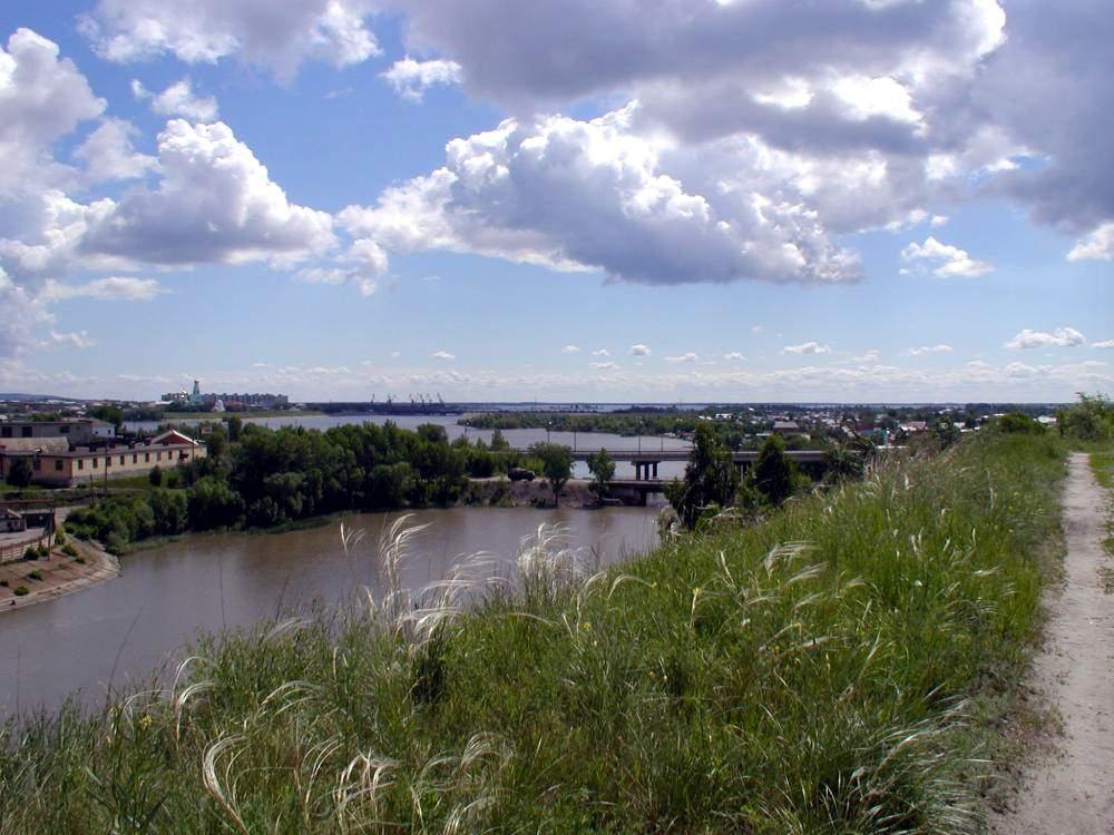 река Сызрань