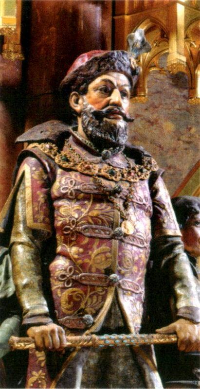 Габор Бетлен (1580–1629, Князь Трансильванский, Король Венгрии в 1620–1621)