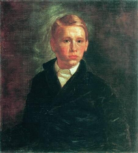 Корзухин Алексей. Живопись 19-го века