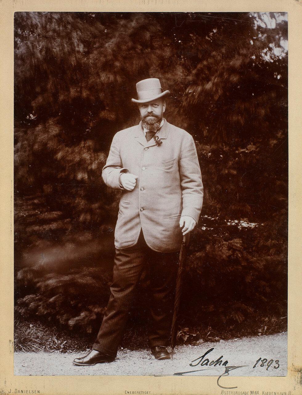 1893. Александр III