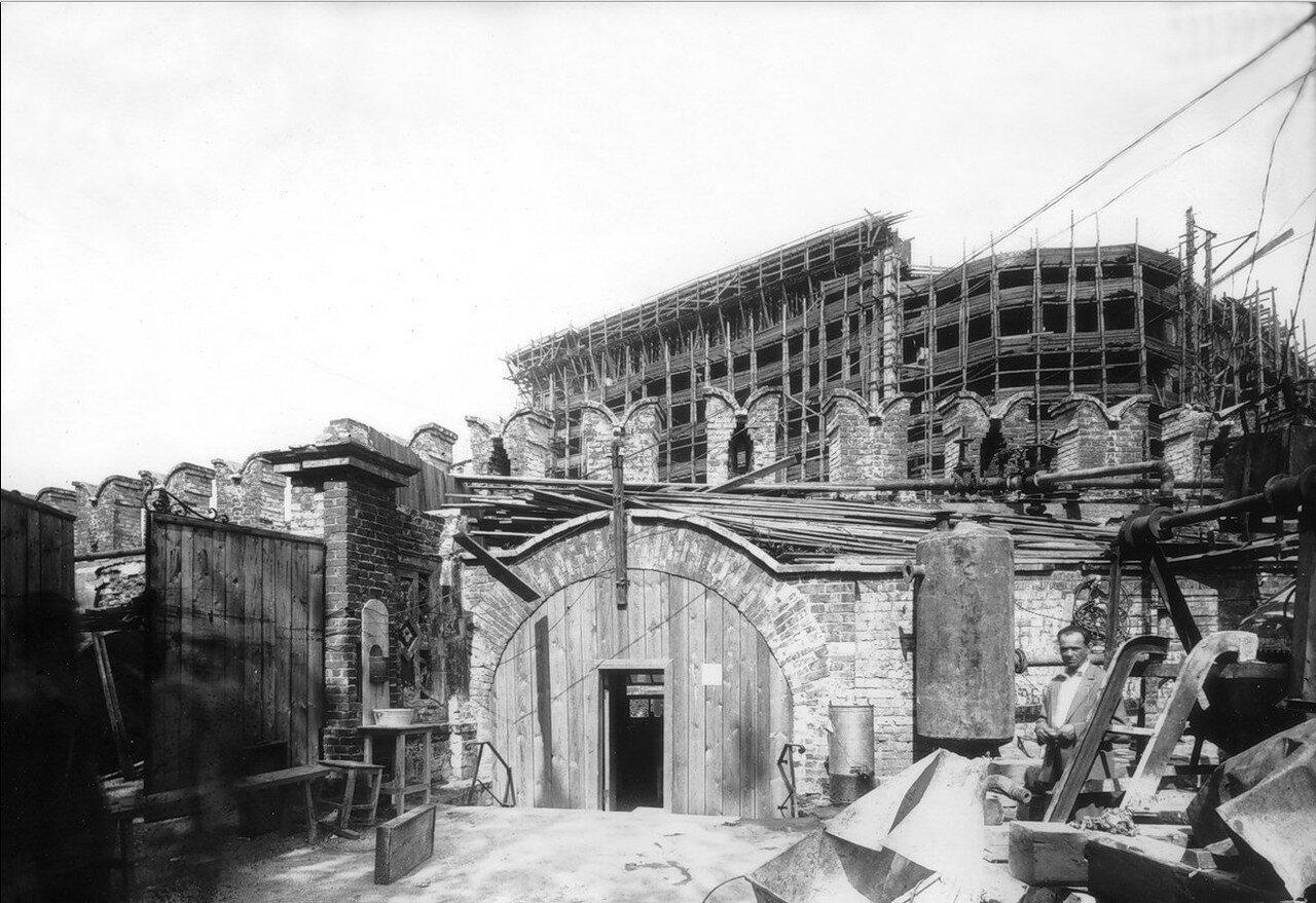 1930-е. Театральный проезд