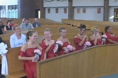 Свадьба: смеются все!