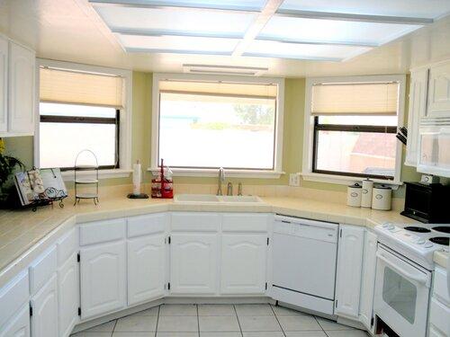 кухня до покраски