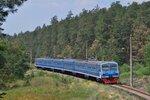 Электропоезд ЭД9М-0112
