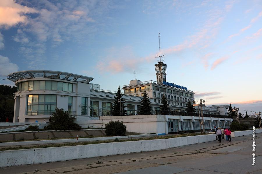 Нижегородский речной вокзал