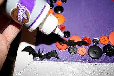 Венок к Хеллоуину мастер-класс