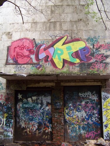"""Кинотеатр """"Планета"""", осень-2010"""