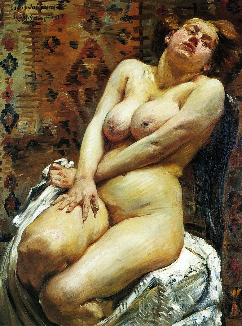 Lovis Corinth  German Painter (1858-1925)