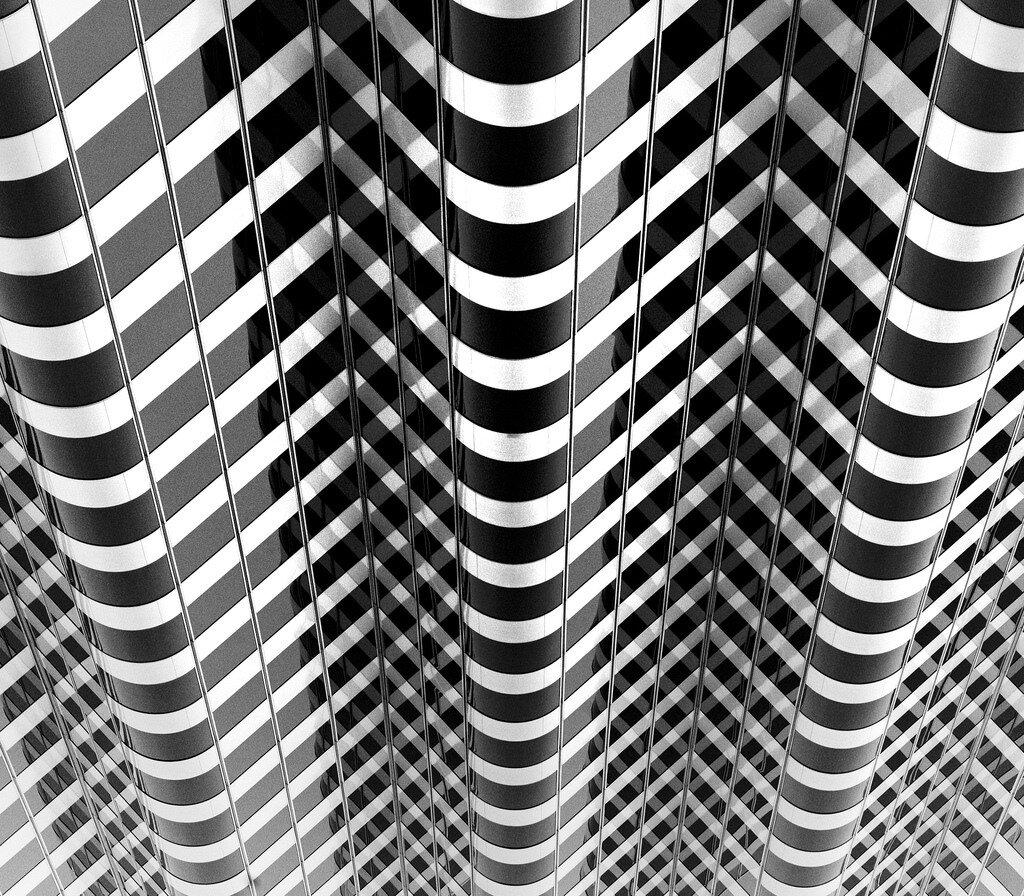 Городские волны,фотограф Thomas Hawk