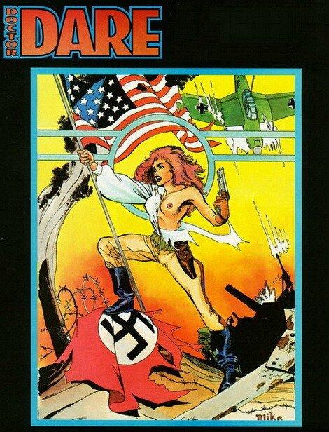Эротические комиксы ужас фантастика фото 210-241