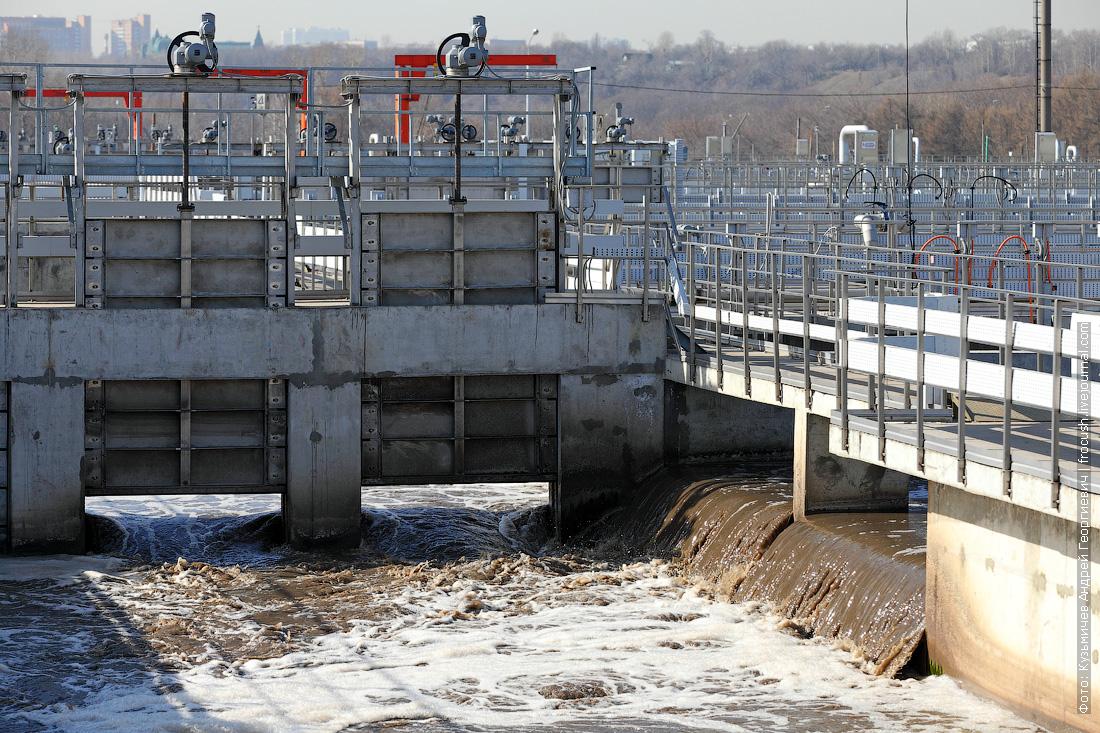 аэротенк очистка сточных вод в москве