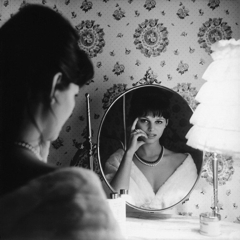 Claudia Cardinale photos by Mario De Biasi, Rome, 19590.jpg