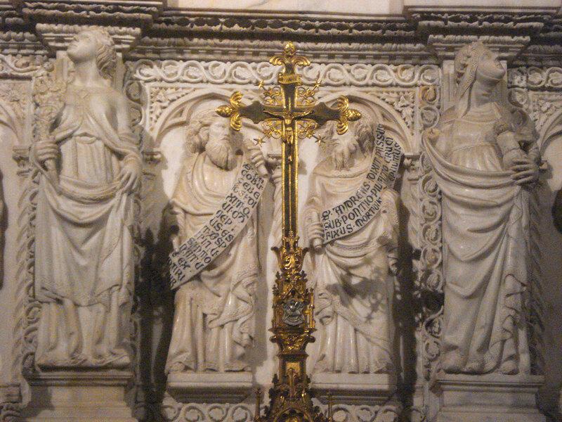 010-аллегории надежды, и милосердия апостолы Иаков Ст и Андрей.jpg