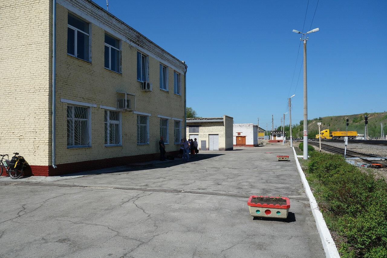 админская на станции Турдей Мск ЖД