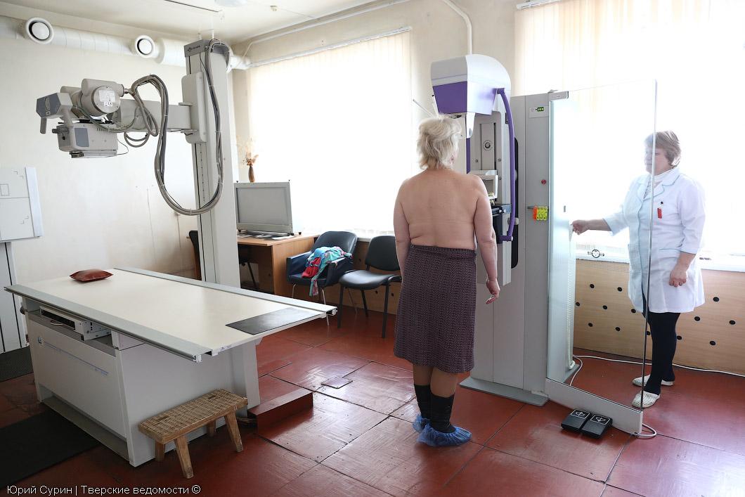 Поликлиника 8 в Твери