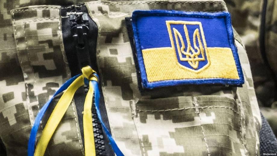 Штаб: на Донбассе возле Песков ранен украинский военный