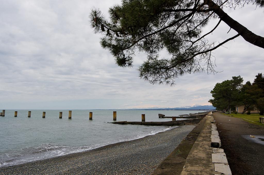 очамчира абхазия частный сектор у моря