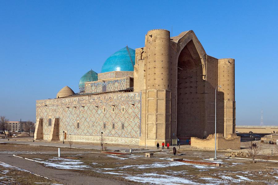 19. Пустыни юго-западного Казахстана.