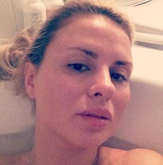 Новая фотография Анны Семенович без макияжа в Инстаграм
