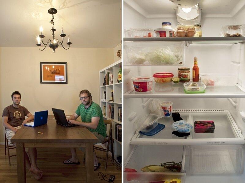 Фотограф Стефани де Руж заглянула в холодильники 0 fcaff b9bb646b XL