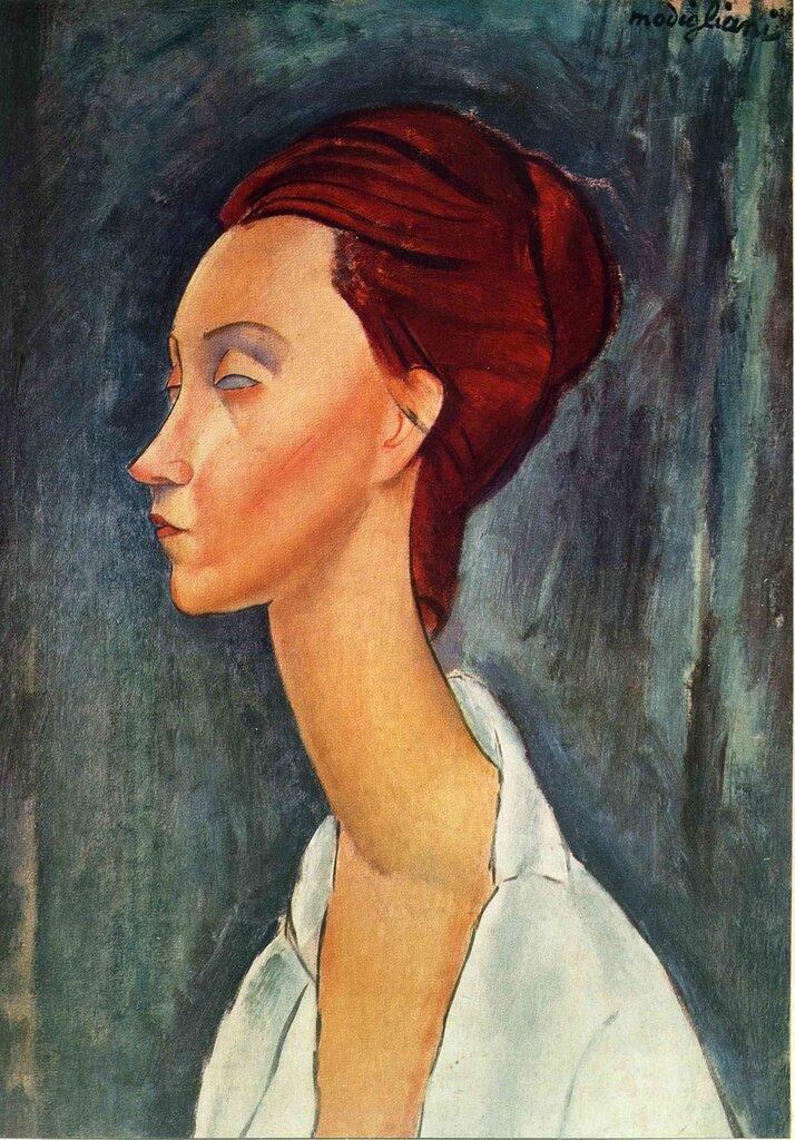 Lunia Czechovska - 1919 - PC - Painting  oil on canvas.jpeg