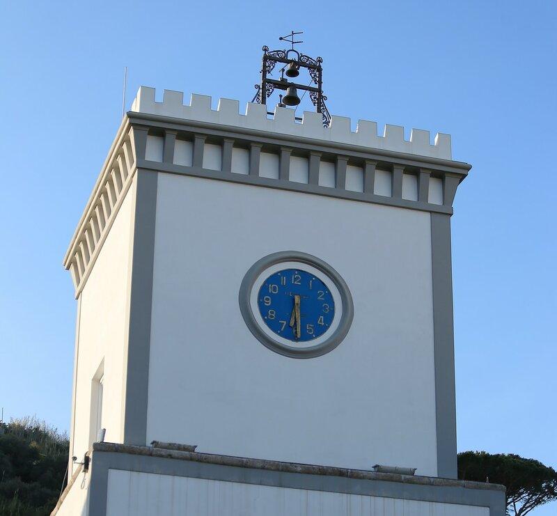 Ischia, Lacco Ameno. Square Of Santa Restituta (Santa Restituta Piazza)